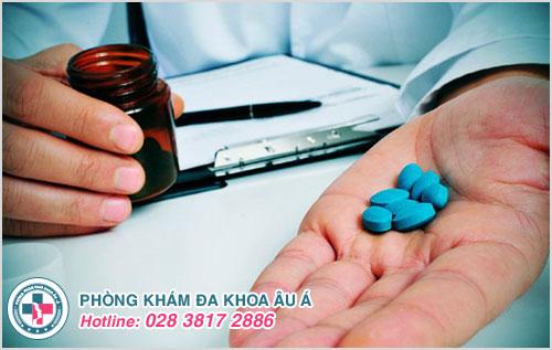 Điều trị hẹp bao quy đầu bằng thuốc đặc trị