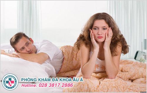 5 Điều Khiến Chị Em Tụt Hứng Khi Mắc Phải Trên Giường