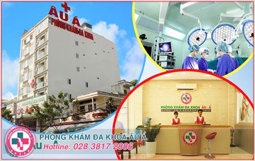 Điều trị viêm âm đạo hiệu quả tại phòng khám Đa Khoa Âu Á