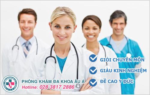 Một số bác sĩ chữa viêm lộ tuyến cổ tử cung giỏi ở TPHCM