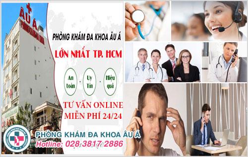 Phòng Khám Đa Khoa Âu Á, địa chỉ uy tín - chất lượng tư vấn bệnh liệt dương online miễn phí 24/24 nhanh chóng - chính xác - hiệu quả