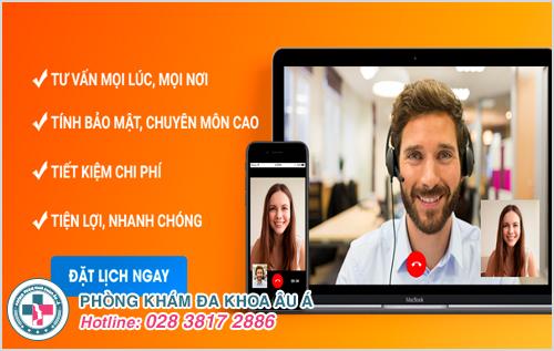 Bác sỹ tư vấn bệnh sùi mào gà online miễn phí 24/7 TPHCM