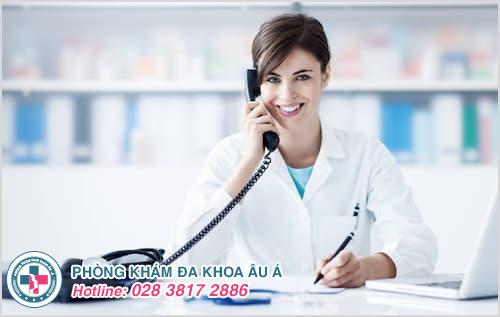 Dịch vụ khám nam khoa tại Đa khoa âu á