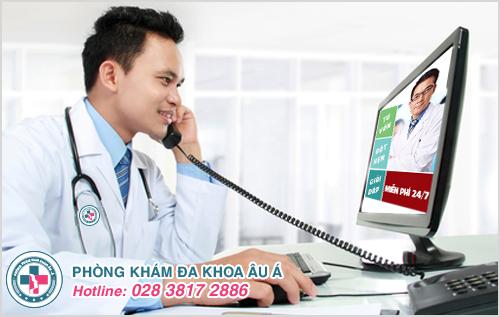 Bác sỹ tư vấn bệnh giang mai online và qua điện thoại miễn phí