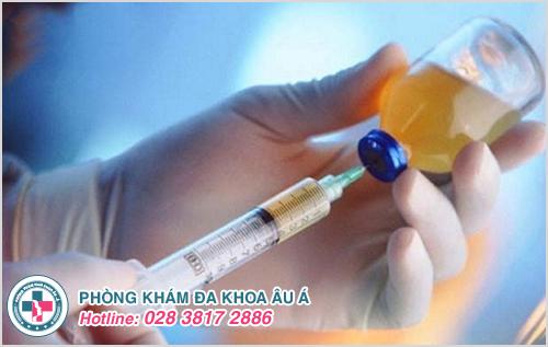 Dị ứng với một số thành phần có trong thuốc cũng gây nên bệnh á sừng