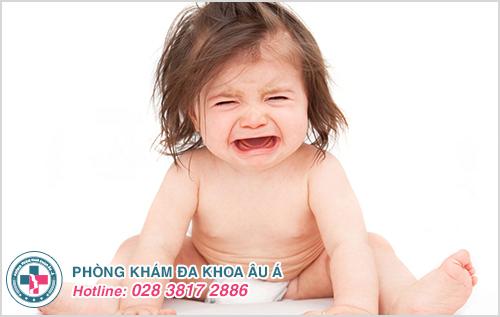 Bệnh chốc đầu ở trẻ em : Nguyên nhân dấu hiệu cách chữa trị