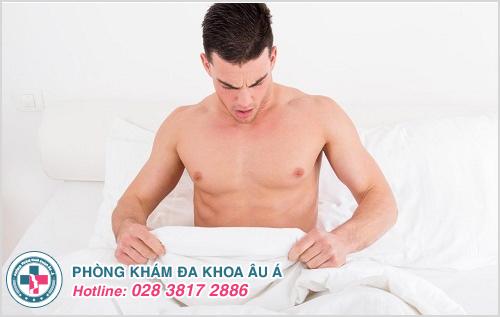 Bệnh da liễu ở bộ phận sinh dục nam và hình ảnh bệnh da liễu