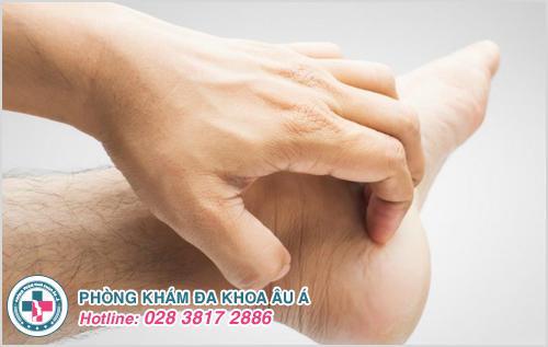 Bệnh ghẻ ở chân: Hình ảnh nguyên nhân dấu hiệu cách chữa
