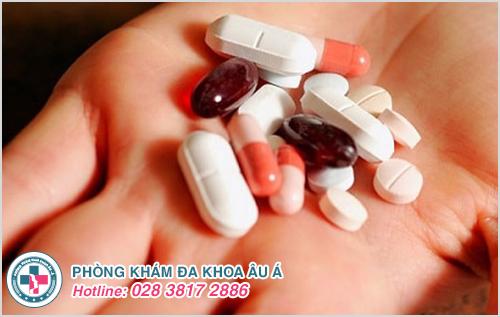 Bệnh lậu uống thuốc gì nhanh khỏi bệnh?