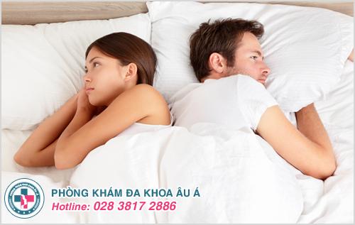 Bệnh mãn dục nam giới là gì? Nguyên nhân, biểu hiện và cách điều trị