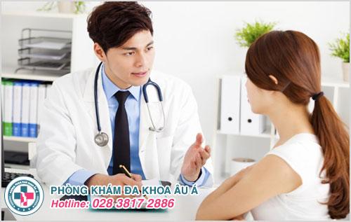 Thăm khám sớm khi phát hiện dấu hiệu bệnh là cách giúp chữa bệnh dễ dàng và hiệu quả cao