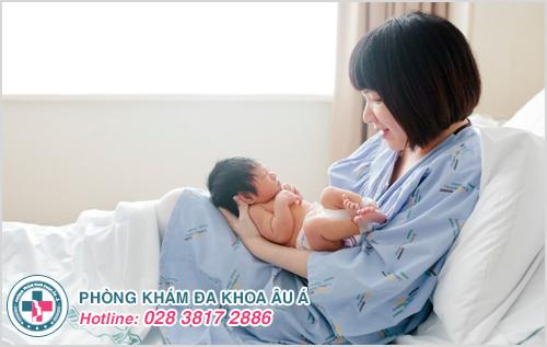 Bệnh sa tử cung ở phụ nữ sau khi sinh