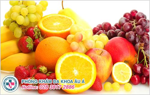 Bệnh trĩ nên ăn hoa quả gì ? Ăn uống như thế nào ?
