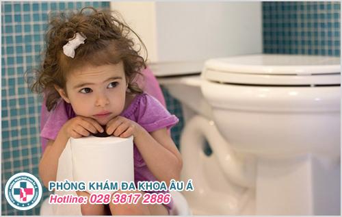 Bệnh trĩ ở trẻ em : Nguyên nhân biểu hiện và cách chữa trị