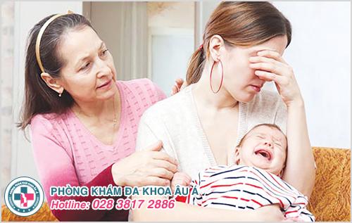 Bệnh trĩ sau sinh : Nguyên nhân biểu hiện và cách điều trị
