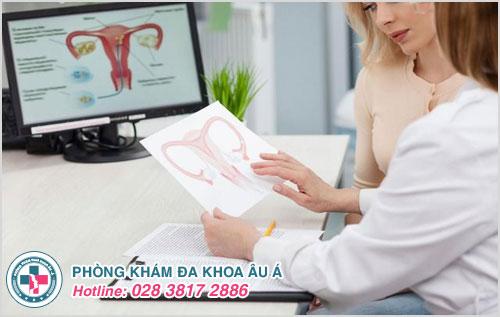 Bệnh u nang buồng trứng có di truyền hay không ?