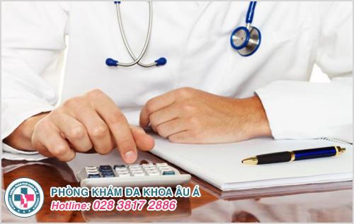 Chi phí khám chữa bệnh da liễu tại bệnh viện Da Liễu An Giang