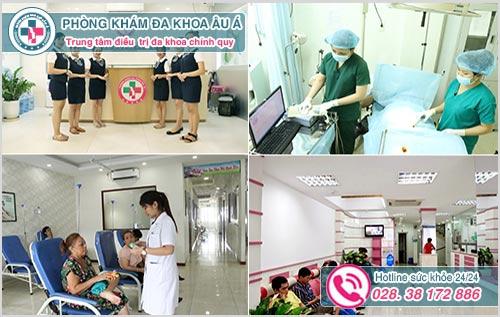 Bệnh viện Da Liễu Âu Á TPHCM có khám bảo hiểm không?