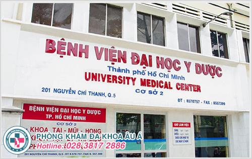 Chi phí khám chữa bệnh da liễu tại bệnh viện Da Liễu Quận 5