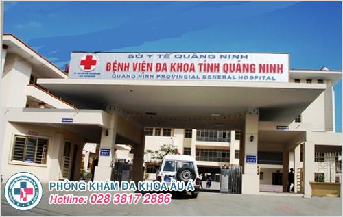 Chi phí khám chữa bệnh da liễu tại bệnh viện Da Liễu Quảng Ninh