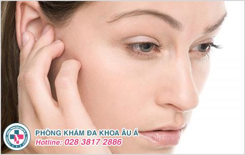 Bệnh zona ở tai: Hình ảnh nguyên nhân dấu hiệu cách chữa