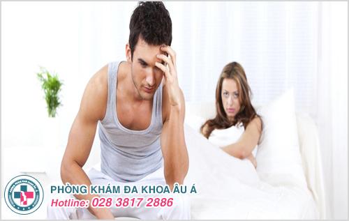 Bị đau rát sau khi quan hệ ở nam giới là dấu hiệu bệnh gì?