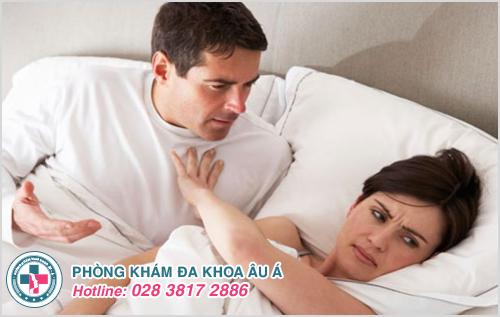 Bị giảm ham muốn ở phụ nữ: Nguyên nhân và Cách điều trị