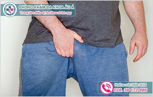 Bị nấm vùng kín ở nam giới và cách chữa trị hiệu quả