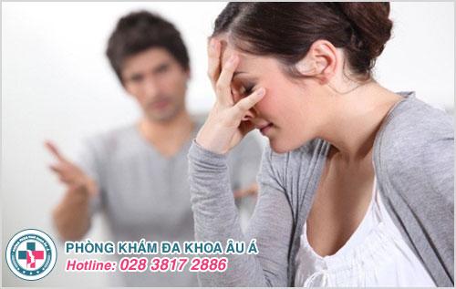 Nguy cơ lây lan các căn bệnh khác nhau cho bạn tình