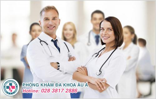 Bị tiểu ra máu nên khám ở đâu tại TPHCM?