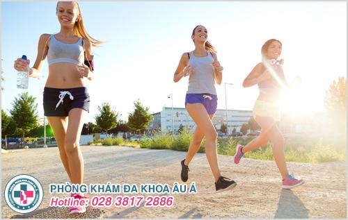 Tập thể dục thể thao, hãy thử chạy bộ vào buổi sáng khi không khí thực sự tươi mát