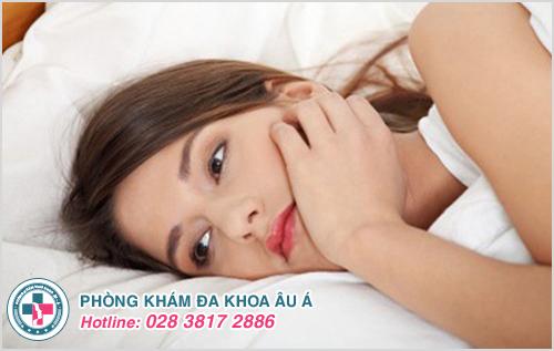 Biểu hiện bị rối loạn nội tiết tố nữ và cách chữa hiệu quả