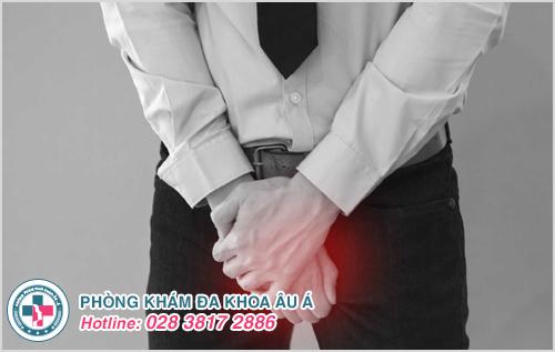 Biểu hiện đau tinh hoàn nhưng không sưng có đáng lo ngại?