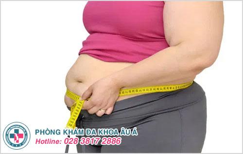 Nữ giới thừa cân - béo phì là nguyên nhân dễ mắc bệnh buồng trứng đa nang
