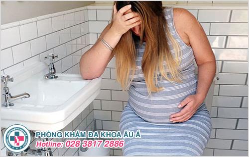 Cách chữa bệnh trĩ ngoại cho bà bầu và phụ nữ sau sinh
