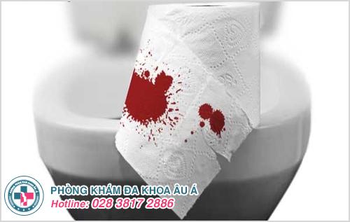 Tổng hợp cách chữa đi ngoài ra máu bằng phương pháp dân gian