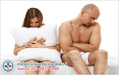 Nguyên nhân bị sưng bao quy đầu sau khi quan hệ và cách chữa