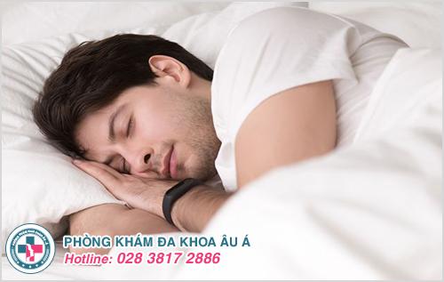 Ngủ đủ giấc giúp đầu óc tỉnh táo làm nâng cao đời sống tình dục