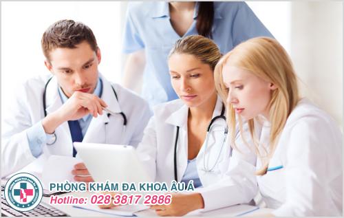 Địa chỉ điều trị viêm đường tiết niệu hiêu quả tại TP.HCM