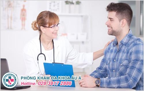 Thăm khám nam khoa định kỳ giúp phát hiện nhanh chóng các bệnh lý