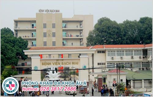 Chi phí khám phụ khoa ở bệnh viện Bạch Mai giá bao nhiêu ?