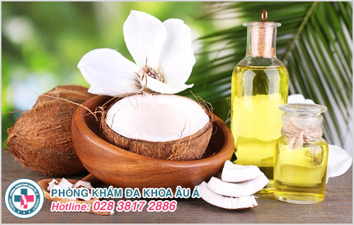 Chữa bệnh chàm bằng dầu dừa hiệu quả không?