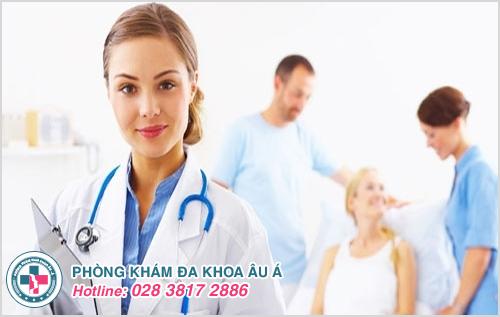 Chữa bệnh viêm tuyến tiền liệt ở đâu tốt nhất TPHCM ?