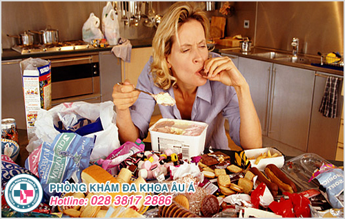 Chế độ ăn quá nhiều tinh bột, đường có thể là nguyên nhân gây buồng trứng đa nang
