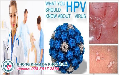 Dấu hiệu nhiễm virus HPV và cách điều trị an toàn hiệu quả