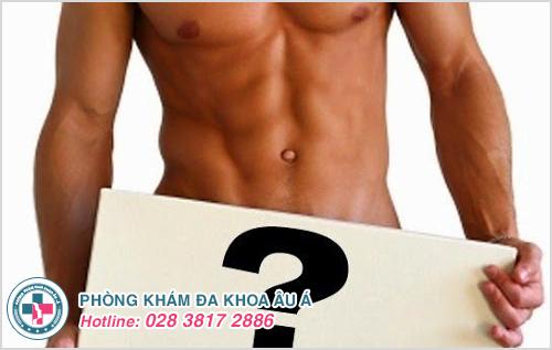 Dấu hiệu viêm bộ phận sinh dục ở quý ông
