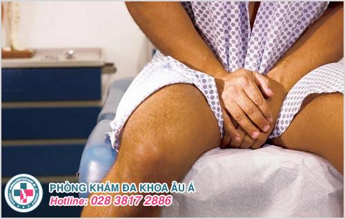 Đau xương mu ở vùng kín nam giới là dấu hiệu bệnh gì?