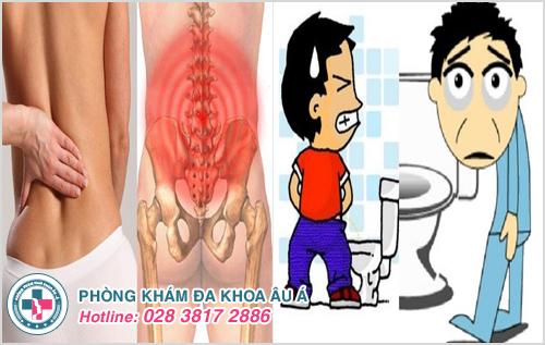 Đi tiểu buốt và đau lưng là dấu hiệu bệnh gì?