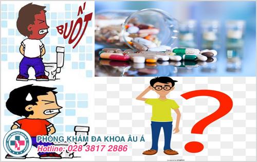 Đi tiểu buốt tiểu rắt uống thuốc gì nhanh khỏi?