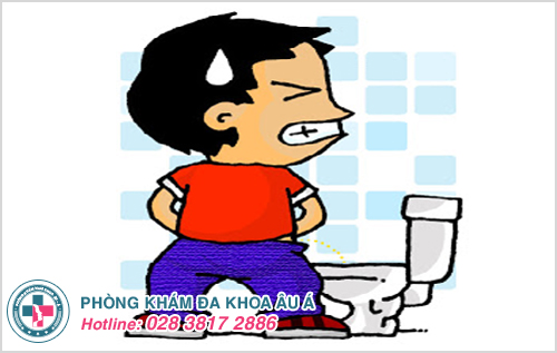 Đi tiểu thấy nóng rát ở nam giới là dấu hiệu bệnh gì ?